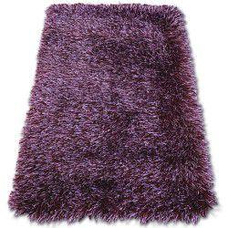 Килим LOVE SHAGGY модель 93600 фіолетовий