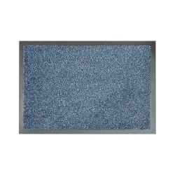 Придверний килим podgumowana GOLDTWIST синій