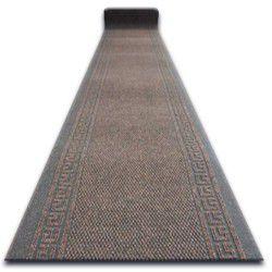 Придверний килим MAYA 83 темний коричневий