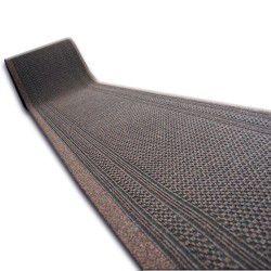Придверний килим AZTEC 83 темний коричневий