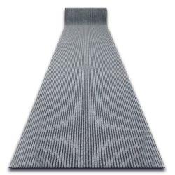 Придверний килим на погонні метри LIVERPOOL 070 яскравий сірий