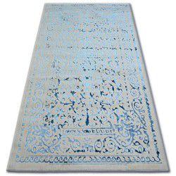 Килим AKRYL MANYAS 0916 сірий/блакитний