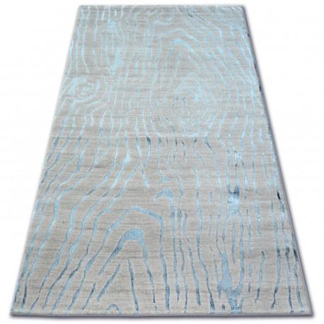Килим AKRYL MANYAS 1703 сірий/блакитний