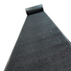Придверний килим na metry bieżące VERONA чорний