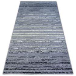Килим BCF BASE TIDE 3870 смужки сірий/кремовий
