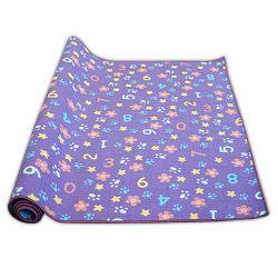 Wykładzina dywanowa dla dzieci NUMBERS fiolet liczby, alfabet, cyferki