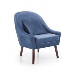 Fotel OPALE темний-синій