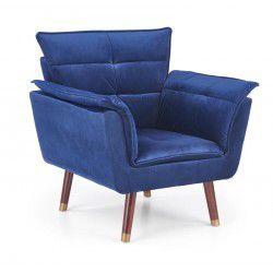 Крісло REZZO темно-синій