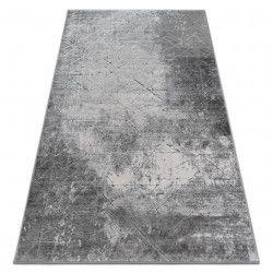 Килим AKRYL YAZZ 6076 бетон сірий