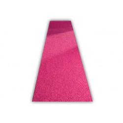 Килим Лущув ETON рожевий - Гладкий однорідний