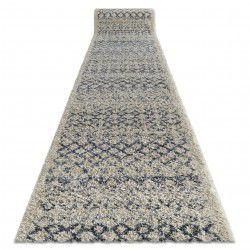 Доріжка килимова BERBER AGADIR G0522 крем бахромою волохатий
