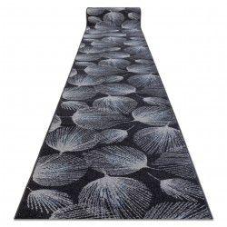 Доріжка килимова HEOS 78545 антрацит / синій перо
