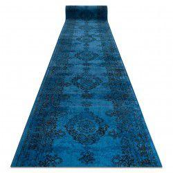 Доріжка килимова VINTAGE 22206043 розетка синій