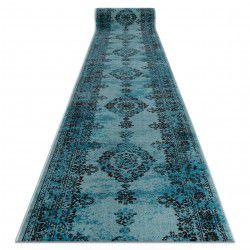 Доріжка килимова VINTAGE 22206044 розетка бірюзовий