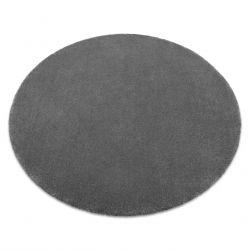Килим колесо STAR сірий