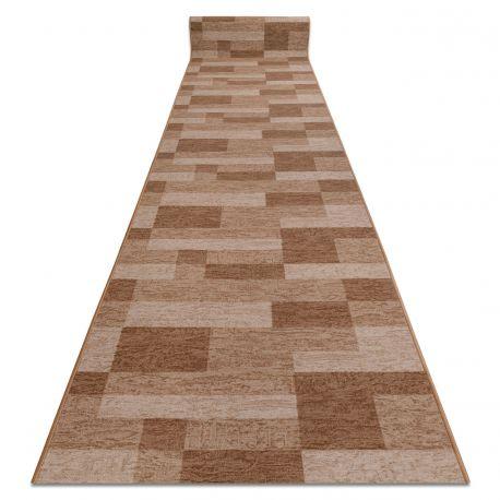 Доріжка килимова антиковзаючий ICONA бежевий
