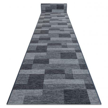 Доріжка килимова антиковзаючий ICONA сірий