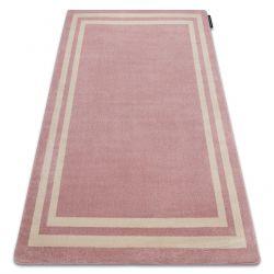 Килим HAMPTON каркас рожевий