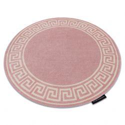 Килим HAMPTON Grecos коло рожевий