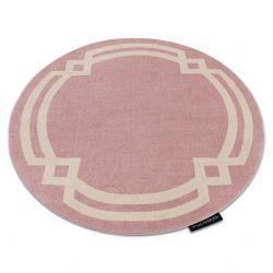 Килим HAMPTON Lux коло рожевий