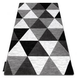Килим ALTER Rino трикутники сірий