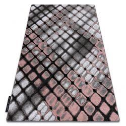 Килим INTERO REFLEX 3D шпалери рожевий