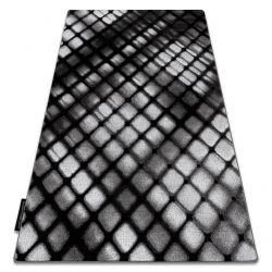 Килим INTERO REFLEX 3D шпалери сірий