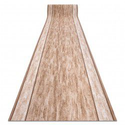 Доріжка килимова антиковзаючий RAMA бежевий