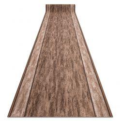 Доріжка килимова антиковзаючий RAMA коричневий