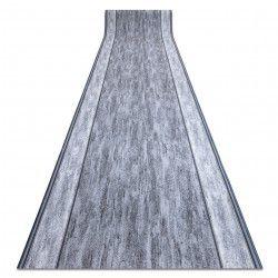 Доріжка килимова антиковзаючий RAMA сірий