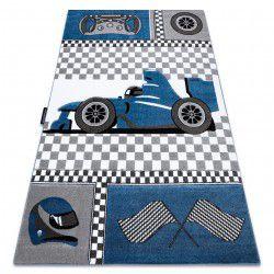 Килим PETIT RACE FORMULA 1 АВТО синій