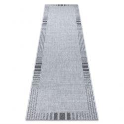 Килим шнуровий SIZAL DENVER 3496032 сірий