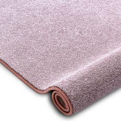 Килимові покриття SAN MIGUEL рум'янець рожевий 61 рівнина суцільний колір