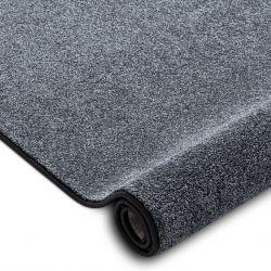 Килимові покриття SAN MIGUEL сірий 97 рівнина суцільний колір