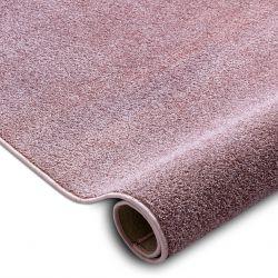 Килимові покриття SANTA FE рум'янець рожевий 60 рівнина суцільний колір