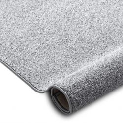 Килимові покриття SANTA FE срібло 92 рівнина суцільний колір