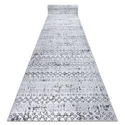 Доріжки Structural SIERRA G6042 плоский тканий сірий - Геометричні, етнічні