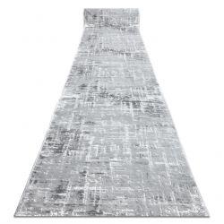 Доріжки Structural MEFE 8722 два рівні флісу сірий / білі