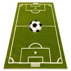 Килим PILLY 4765 - зелений футбольне поле