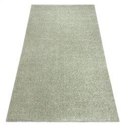 сучасний миється килим ILDO 71181044 оливково-зелений