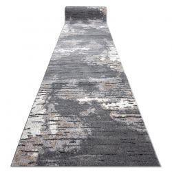 бігун COZY 8876 Rio - Structural два рівні флісу сірий