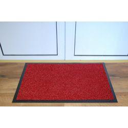Придверний килим podgumowana GOLDTWIST червоний