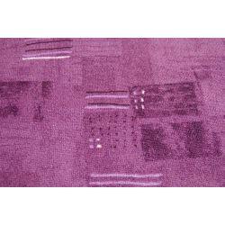 Ковролін dywanowa VIVA 854 фіолетовий