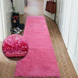 Килим Лущув SHAGGY 5 см рожевий