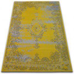 Килим VINTAGE розетка 22206/025 жовтий