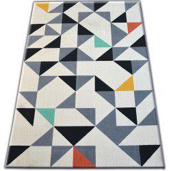 Килим SCANDI 18214/763 - трикутники