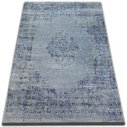 Килим DROP JASMINE 455 L.синій