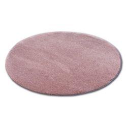 Килим колесо SHAGGY MICRO рожевий