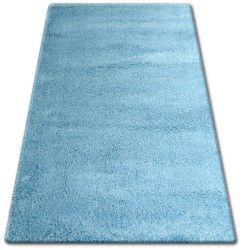 Килим SHAGGY NARIN P901 синій