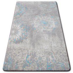 Килим AKRYL PATARA 0129 L.пісочний/алмазний зелений